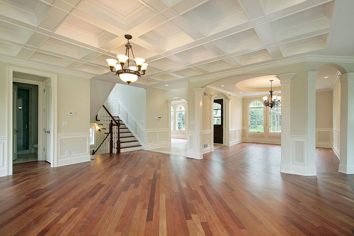 Interior flooring design burbank krozak remodeling for Bathroom remodeling lansing mi